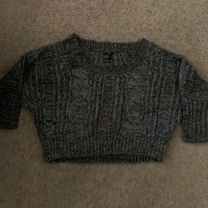 Women's H&M Cropped Sweater